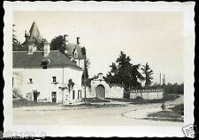 49. Chênehutte- Trèves-Cunault . photo originale de 1936