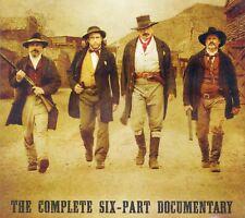 Lawmen of the Old Wild West documentary, new DVD Doc Holliday Wyatt Earp 5 hours