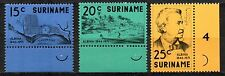Suriname - 1971 125 years Albina foundation Mi. 613-15 MNH