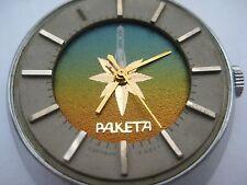 RAKETA Soyuz SOVIET RUSSIAN WATCH 19 jewels