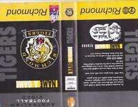 AFL NAME A GAME RICHMOND  VS ESSENDON  1995  VIDEO VHS PAL A RARE FIND