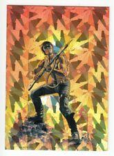 1992 BORIS VALLEJO Fantasy Art PRISM INSERT CARD # P3 Mercenary Comic Images