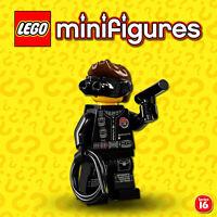 LEGO Minifigures #71013 - Serie 16 - Espion / Spy / Espia - NEUF / NEW - SEALED