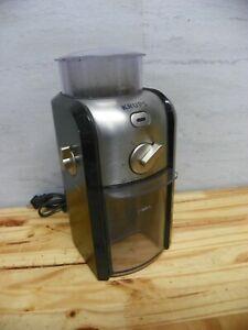 KRUPS GVX2 GVX 2 LID TUB TANK CONTAINER COFFEE GRINDER LID