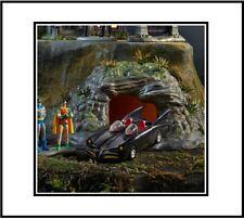 Dept 56 Hot Properties Village The Batcave And Batman Set/2 6003757 - New In Box