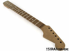 NEW Fender Lic WD Stratocaster Strat Replacement NECK WENGE Vintage Chunky 21