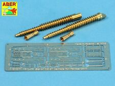 1/16 ABER 16L-06 TWO BARRELS for MG ZB 37 for GERMAN PANZER 38 t for PANDA MODEL