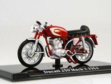 Scale model bike 1:24, Ducati 250 Mach 1 1964