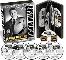 Boston Blackie - 15 Films + **BONUS!** - 203 Radio Shows! - on 6 DVDs - New!