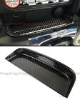 FOR 2015-2020 FORD MUSTANG S550 GT ECOBOOST REAL CARBON FIBER CHANGE COIN TRAY