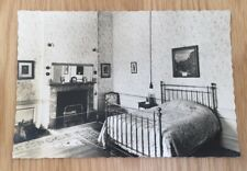 REAL PHOTO Postcard Sir Winston Churchills Birth Room UNUSED