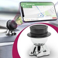 Mobilefox Universal Gentleman Auto Handy Halterung KFZ Halter Magnet Männchen