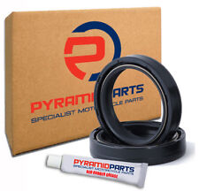 Pyramid Parts fork oil seals for Yamaha YZ125 L/N 84-85 (43mm)