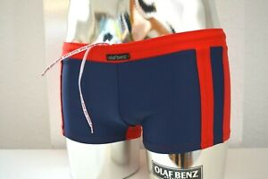 OLAF BENZ BLU1855 - VOLLEYPANTS BLUE/RED Gr. S