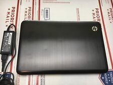 "HP DV6-6145DX 15.6"" laptop AMD A8-3500M 8GB 640GB DVD WIN8.1"