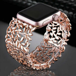 Bling Watch Band Wrist Strap For Apple Watch iWatch Series 6/5/4/3/2/1 SE
