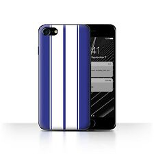STUFF4 Back Case/Cover/Skin for Apple iPhone 7/Racing Car Stripes