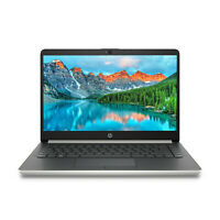 "HP Notebook 14"" AMD Ryzen 3 3.5GHz 4GB 128GB SSD Radeon Vega 3 Windows 10 Laptop"