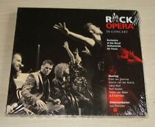 ROCK OPERA IN CONCERT CD 2009 Dutch Cast Ellen Ten Damme Evita Rent Musical