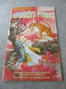 FORBIDDEN PLANET, 1992, INNOVATION MOVIE COMIC BOOK #2, ROBOT, NM+ 9.6!