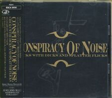 CONSPIRACY OF NOISE - chicks with dicks and splatter flicks  JAPAN IMPORT