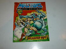 "MASTERS OF THE UNIVERSE ""He-Man"" Mini Comic - Dragon's Gift - Mattel Comic"