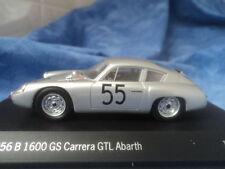 ABARTH PORSCHE 356B 1600 GS CARRERA # 55, SOLITUDE 1961 - SPARK, LTD. EDITION
