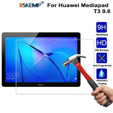 Genuine Tempered Glass Screen Protector Film For Huawei Mediapad T3 10 9.6''inch