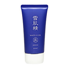 KOSE Sekkisei White UV Gel SPF50+ / PA++++ 2.8oz, 80ml Skincare Sun Care
