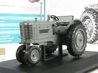 MTZ-1 Belarus Gray 1953 Year Tractor Soviet Farm Vehicle 1:43 Scale HACHETTE Toy