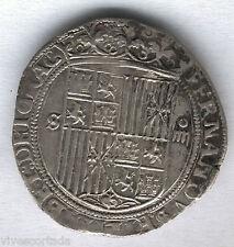Reyes Catolicos 4 Reales Sevilla 1474 al 1504 @ Bonita @