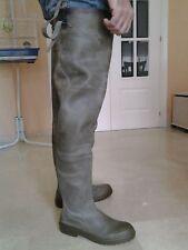 Rubber,boot,gummi,blimey,wader, botas altas de pesca, caucho natural.