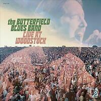 PAUL BUTTERFIELD BLUES BAND - LIVE AT WOODSTOCK (2 LP) NEW VINYL