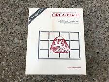 ORCA Pascal Apple IIgs II Vintage software apple computer