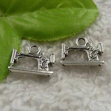 free ship 90 pcs tibet silver sartorius charms 19x15mm #4184