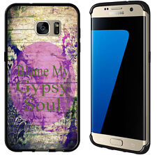 Blame My Gypsy Soul For Samsung Galaxy Edge G935 Case Cover By Atomic Market