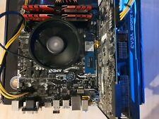 GAMING DESKTOP PC PARTS - AMD RYZEN 2200G/8GB DDR4/256GB NVME SSD/GTX 970