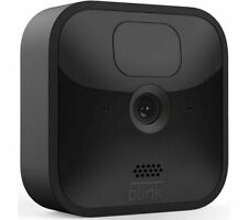 Blink Outdoor 1080p Wireless Add-On Security Camera - Black
