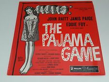 THE PAJAMA GAME LP BBL7050 PHILIPS MICROGROOVE OBC UK IMPORT MUSICAL