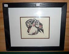tableau de Danny Dennis native art - art contemporain - Northwest tribal art