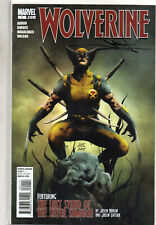 WOLVERINE #1 RARE Signed w/COA Jae Lee Dynamic Forces VARIANT 2010