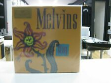 Melvins LP Europe Stag 2019 180GR. Audiophile Limited Silver Numbered