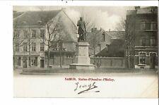 CPA Carte Postale Belgique-Namur-Statue d'Omalius d'Halloy -Début 1900-VM27798m