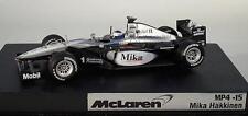 Hot Wheels 1/43 McLaren MP4-15 M. Hakkinen OVP #2506