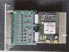 Siemens SICOMP SMP16 Tarjeta de red Lan Fibra vidrio Analizara VIRTEX Interface