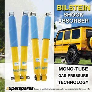 F + R Bilstein B6 Shock Absorbers HEAVY DUTY for LAND ROVER DISCOVERY 2 1999-on