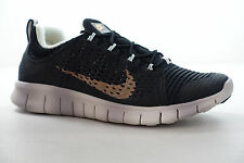 MEN'S NIKE FREE POWERLINES II SHOES SIZE 8 black melon tint 555306 030