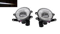 Toyota LED Bumper Fog Lights Lamps with Chrome Bezels Upgrade Kit  PT413-42190