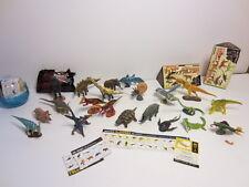 ChocolaSaurs-Dino tales-Kaiyodo- UHA - 20 loose figures-dinosaur toys-gachapon