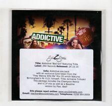 (IG748) Addictive, Bad Girl ft Trilla - 2010 DJ CD